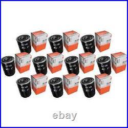 10x MAHLE / Knecht Filtre à Huile Oc 248 Oil