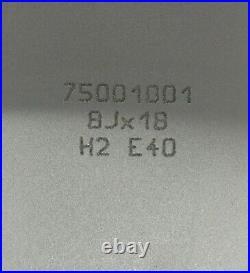 1 Roue MG Xpower Sv 80 Original Légèrement Utilisé 8 X 18'' 75001001