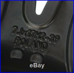 4 Jantes en Alliage Alfa Romeo Mito 17 Original Nouveaux 156099843 Anthracite