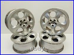 4x Original Jantes en Alliage 6,5Jx16H2 ET41,5 60658218 Alfa Romeo 156 147