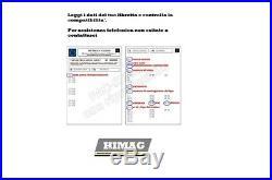 55192304 Émetteur Capteur Pression Huile Original Alfa Romeo 159 1.8 Mpi