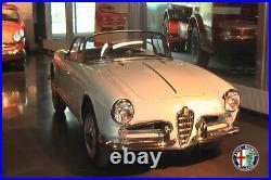6X Mère Couvre-Soupape Alfa Romeo 105 SPIDER 101 Giulia Giulietta Bj 60-70 Lot