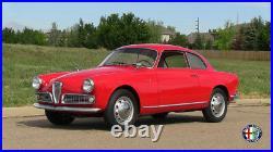 6X Mère Couvre-Soupape Giulia Giulietta SPIDER Alfa Romeo 101 105 60-70 Chrome