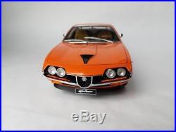 AUTOart ALFA ROMEO MONTREAL ORANGE 1/18 RARE 70172 with original box