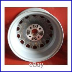 Alfa Romeo 33 75 Jantes en Alliage Original 13 Original Wheel N. O. S