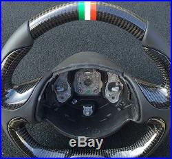 Alfa Romeo 4C. Charbon Genuine Volant NEUF Spécial édition wolfsburg