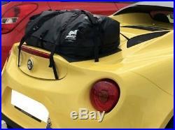 Alfa Romeo 4c Spider Porte-Bagages / Pont Rack Boot-Bag Original