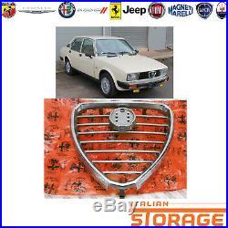 Alfa Romeo Alfetta 2000 Écusson avant Grille Radiateur D'Occasion Original