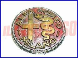 Armes Alfa Romeo Milano Années 30 40 Alfa 6C 8C 1750 1900 2300 2500 Original