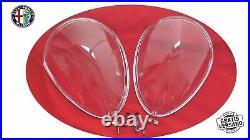 Avant Phare Covers Kit SPIDER Alfa Romeo 105/115 66-93 Plexi Verre Neuf