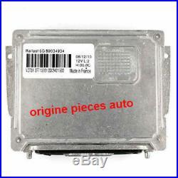 Ballast Original Valeo 6g G6 89034934- 63117180050 4l0907391 Bmw Vw Skoda Audi