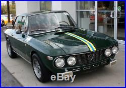 Base Feuille Tableau Lancia 818 Fulvia Coupé Série 1-3 Mettre de L' Avant