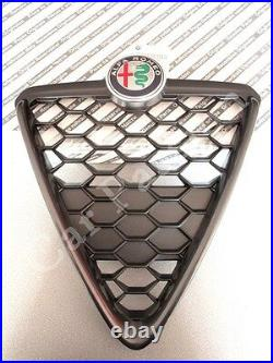 Bouclier Grille Avant Alfa Romeo Giulietta 2016 Panneau Bruni Original