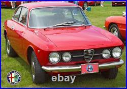 Calandre Alfa Romeo 105 Gt Gtv Junior Veloce 1300 1750 Glatthaube Neuf