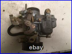 Carburateur Neuf Original Weber 32 Ice Alfa Romeo Alfa Sud