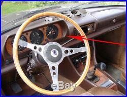 Carénage Capot Instrument Compte-Tours Original Peugeot 504 Coupé Cabriolet