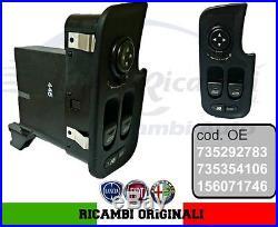 Console Vitres Électriques Alfa 147 Original Côté Conducteur Eo 735354106