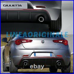 Dam Pare-Chocs Original Alfa Romeo Giulietta Rapide Double Vidange Arrière Ita