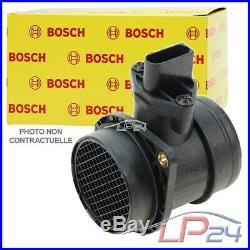 Débitmètre De Masse D'air Original Bosch Fiat Grande Punto 199 1.3 D 2005-07