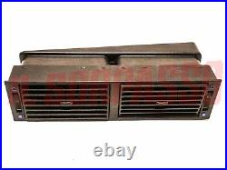 Évents Ventilation Tableau de Bord Alfa Romeo 75 + Turbo Original