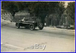 FOTO PHOTO Originale Presse 1930's ALFA ROMEO P3 SCUDERIA FERRARI No Brochure