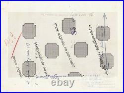 FOTO PHOTO Originale Presse 1939 ALFA ROMEO 158 GP Tripoli Liban No Brochure
