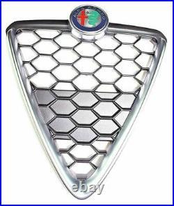 Grille Masque Bouclier Avant Original Alfa Romeo Giulietta (940) 156112051