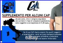 Grille Masque Bouclier avant Originale Alfa Romeo Giulietta OE 156112051