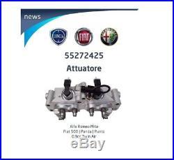 Groupe Actuateur Vannes Original Fiat 500 Panda Punto Alfa Mito 0.9 Twinair