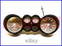Instrument Compteur Tableau Bord Alfa Romeo Gt 2000 Originale