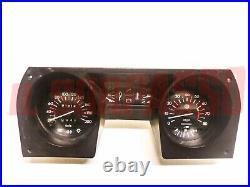Instrument Contakm Tableau de Bord Alfa Romeo Alfa Sud Sprint Original