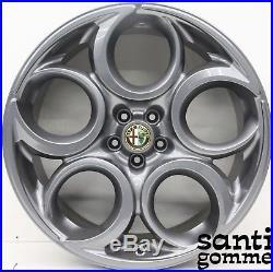 Jante En Alliage Alfa Romeo 4c Original 50529593 / 50529687 Anthracite