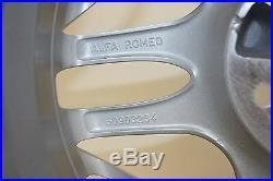 Jante En Alliage Alfa Romeo Mito 16 Originaux Nouveaux 50903234