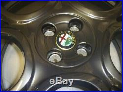 Jantes en Alliage Original Alfa Romeo 18 Mito Anthracite