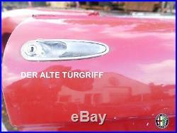 Les Poignées de Porte Poignée Alfa Romeo Spider 105/115 1970-93 Pièce Gauche