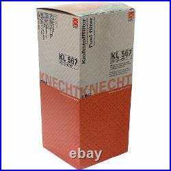 MAHLE / KNECHT Set D'Inspection Ensemble de Filtres SCT Lavage moteur 11615046