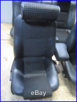 ORIGINAL ALFA ROMEO 155 Q4 Séance Modules de sièges
