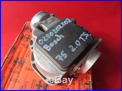 ORIGINAL ALFA ROMEO 75 2,0 TS Débitmètre BOSCH 0280202202