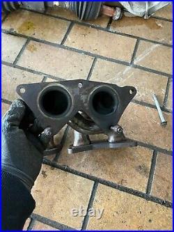 Original Alfa Romeo 147 937 1.6 1.8 2.0 16V Twin Spark Collecteur D'Echappement