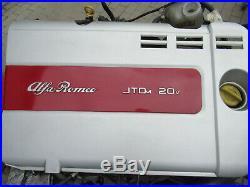 Original Alfa Romeo 159 Brera Spider 2,4 20V Jtdm Moteur Env. 100.109 km