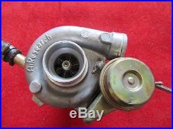 Original Alfa Romeo 75 1,8 Turbo Type 162B Turbo 60567271 Neuwertiger Questions
