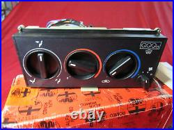 Original Alfa Romeo 75 Règlement de Chauffage Panel 162148002400 60742629 Neuf