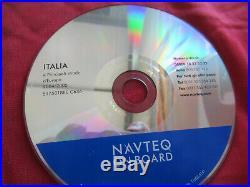 Original Alfa Romeo Brera Spider 159 Navi CD 3x Italie / France Nord + Sud