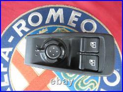 Original Alfa Romeo Brera Spider 939 Interrupteur de Lève-vitre 156052383
