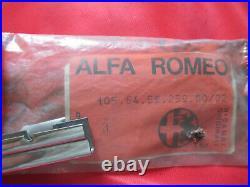Original Alfa Romeo Montréal Barre Chromée Arrière Gauche 105645925900/02 Neuf
