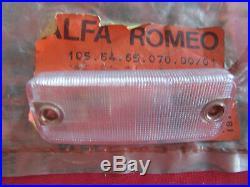 Original Alfa Romeo Montréal Douille de Lampe pour Boîte à Gants 105646507000/01