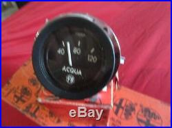Original Alfa Romeo Spider Manometre De Temperature D'eau Jaeger 115336401300