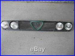Original Alfa Romeo Sud Sprint 3. Série Grille Calandre Complet