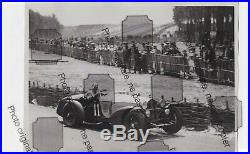 PHOTO FOTO Originale Presse 1933 24h MANS ALFA ROMEO 8C 2300MM Nuvolari Sommer