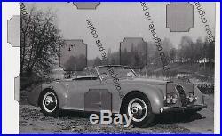 PHOTO Originale Presse PININFARINA ALFA ROMEO 6C SS SPYDER 1947 NO Brochure